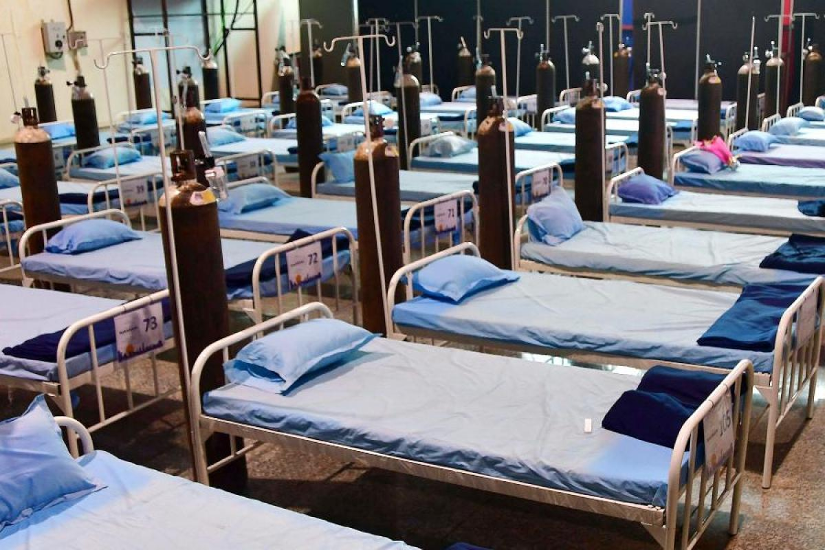 Govt To Build Temporary 10K Oxygenated Beds Hospitals Near Industrial Units